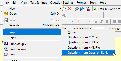 importing-questions-from-question-bank